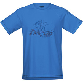 Bergans Tee Homme, athens blue/navy